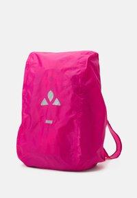 Vaude - PUCK 14 UNISEX - Rucksack - bright pink/cranberry - 5