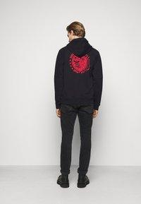 HUGO - DAMEL - Sweatshirt - black - 2