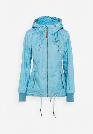 DANKA - Short coat - blue