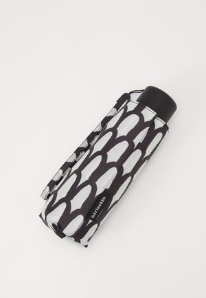 MINI MANUAL PIKKU SUOMU UMBRELLA - Paraply - off white/black