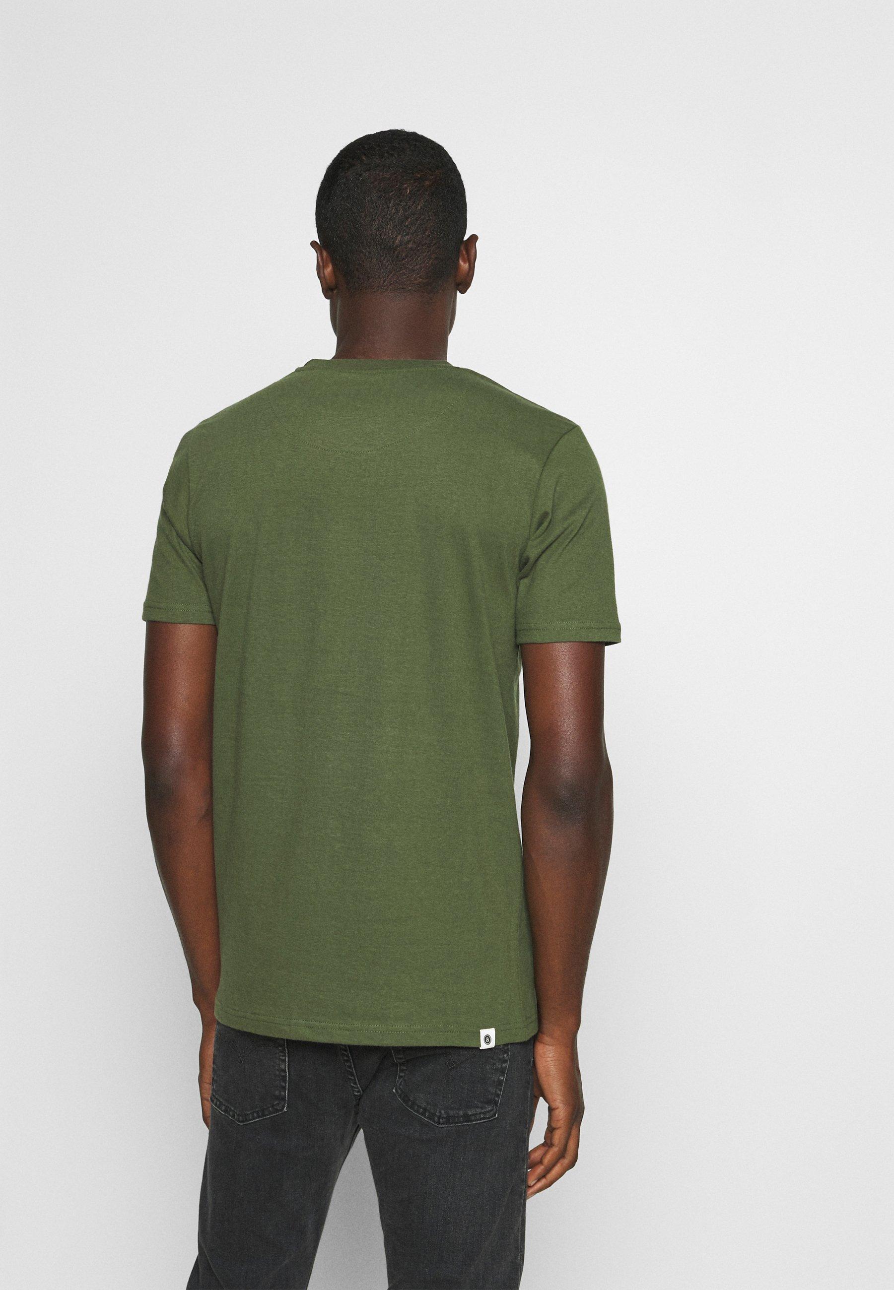 Abbigliamento da uomo Anerkjendt AKROD T-shirt basic cypress