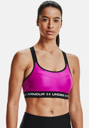 High support sports bra - meteor pink