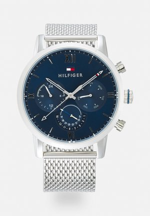 SULLIVAN - Montre à aiguilles - silver-coloured/blue