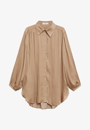 VAMPI-A - Skjorte - beige