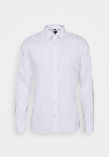 LEVEL FIVE BODY SUPER SLIM FIT STRETCH  - Shirt - white