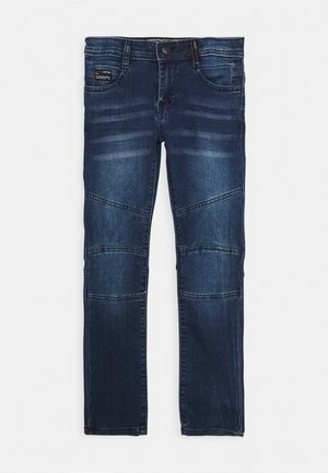 YVES - Džíny Slim Fit - medium blue