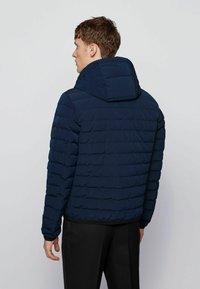 BOSS - Down jacket - dark blue - 2