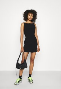 Bec & Bridge - MADDISON BOAT DRESS - Cocktail dress / Party dress - black - 1