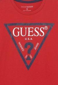 Guess - JUNIOR CORE - Maglietta a manica lunga - red hot - 2