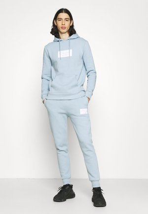 BOX LOGOTRACKSUIT SET - Tuta - blue