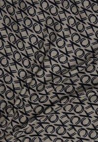 Calvin Klein - MONO SCARF - Skjerf - blue - 2
