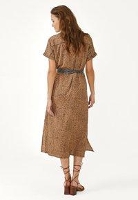 Aaiko - ANDE DOT - Shirt dress - dune dessin - 2