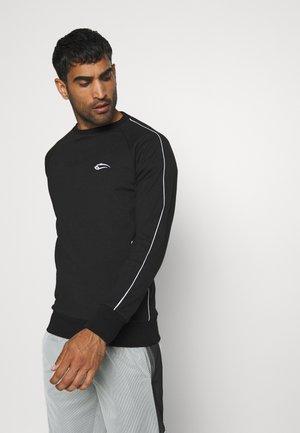 HOODIE - Sweatshirt - schwarz