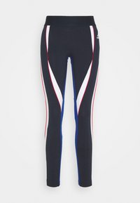 adidas Performance - Tights - legend ink/white - 3