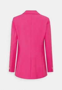 HUGO - ALINJA DOUBLE - Manteau court - bright pink - 1