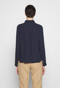 Filippa K - MARIELLE - Button-down blouse - navy - 2