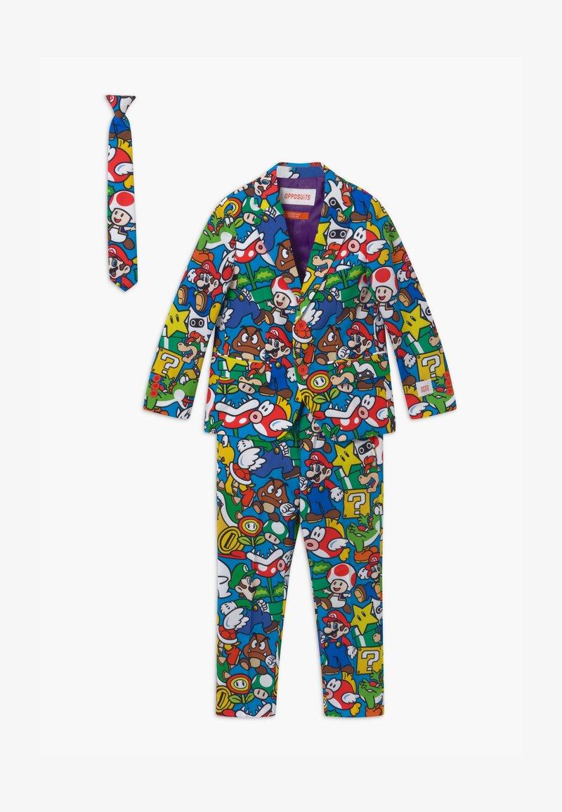 OppoSuits - BOYS SUPER MARIO™ SET - Suit - multi-coloured