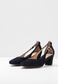 PERLATO - Classic heels - river - 4