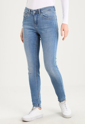 LOLA LUNI  - Jeans Skinny Fit - light blue
