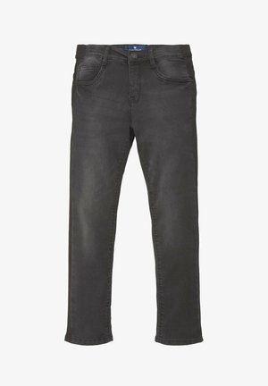 Slim fit jeans - black denim|black