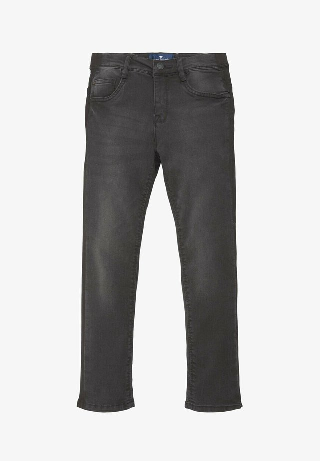 Slim fit jeans - black denim black