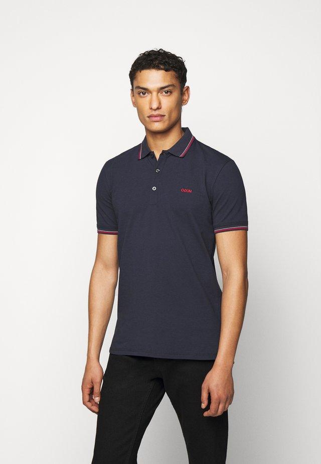 DINOSO - Poloshirts - dark blue
