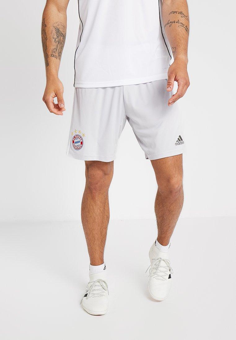 adidas Performance - FC BAYERN MÜNCHEN - Pantalón corto de deporte - grey