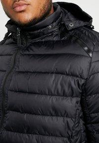 s.Oliver - OUTDOOR - Light jacket - black - 6