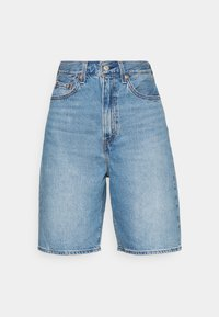 Levi's® - HIGH LOOSE - Shorts di jeans - whatever short - 4