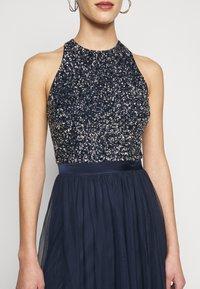 Lace & Beads Tall - SANIA TALL - Koktejlové šaty/ šaty na párty - navy - 5