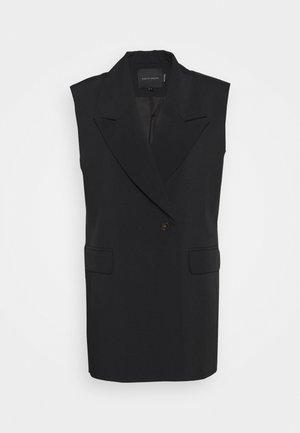 PHOEBE VEST - Vest - black