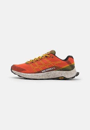 MOAB FLIGHT - Scarpe da trail running - tangerine