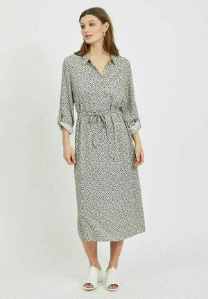 Robe chemise - navy blazer