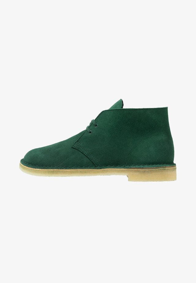 DESERT - Casual lace-ups - forest green