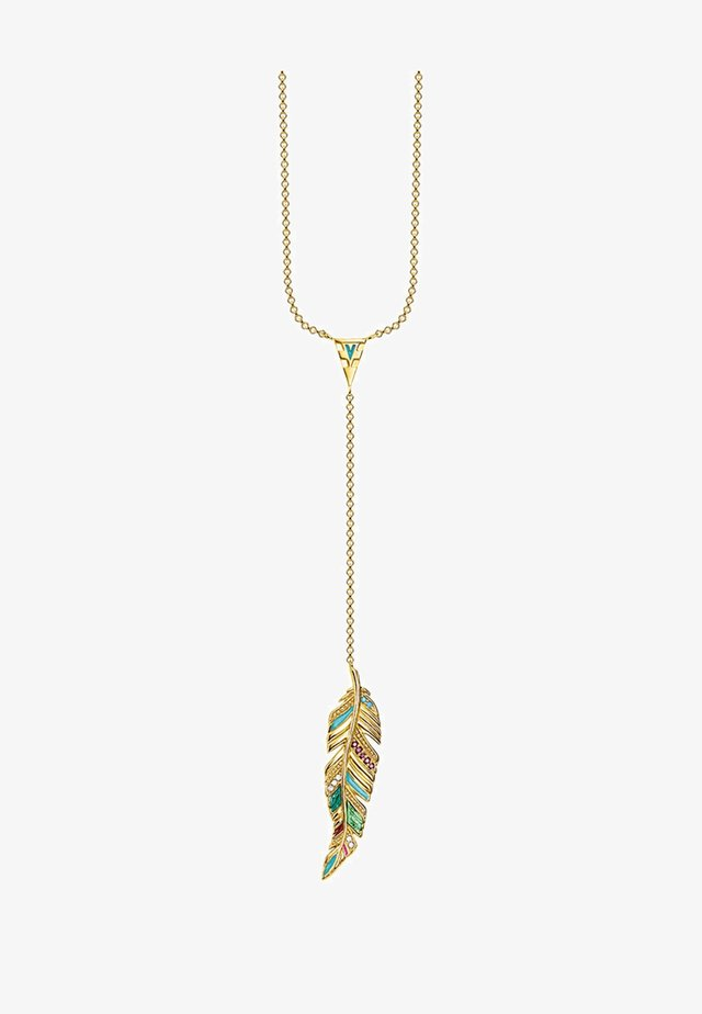 FEDER  - Necklace - multi-couloured