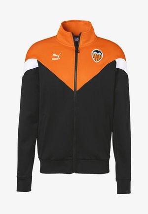 Træningsjakker - black-vibrant orange
