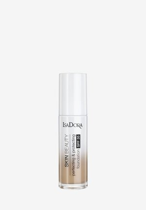 SKIN BEAUTY PERFECTING & PROTECTING FOUNDATION SPF 35 - Foundation - golden beige