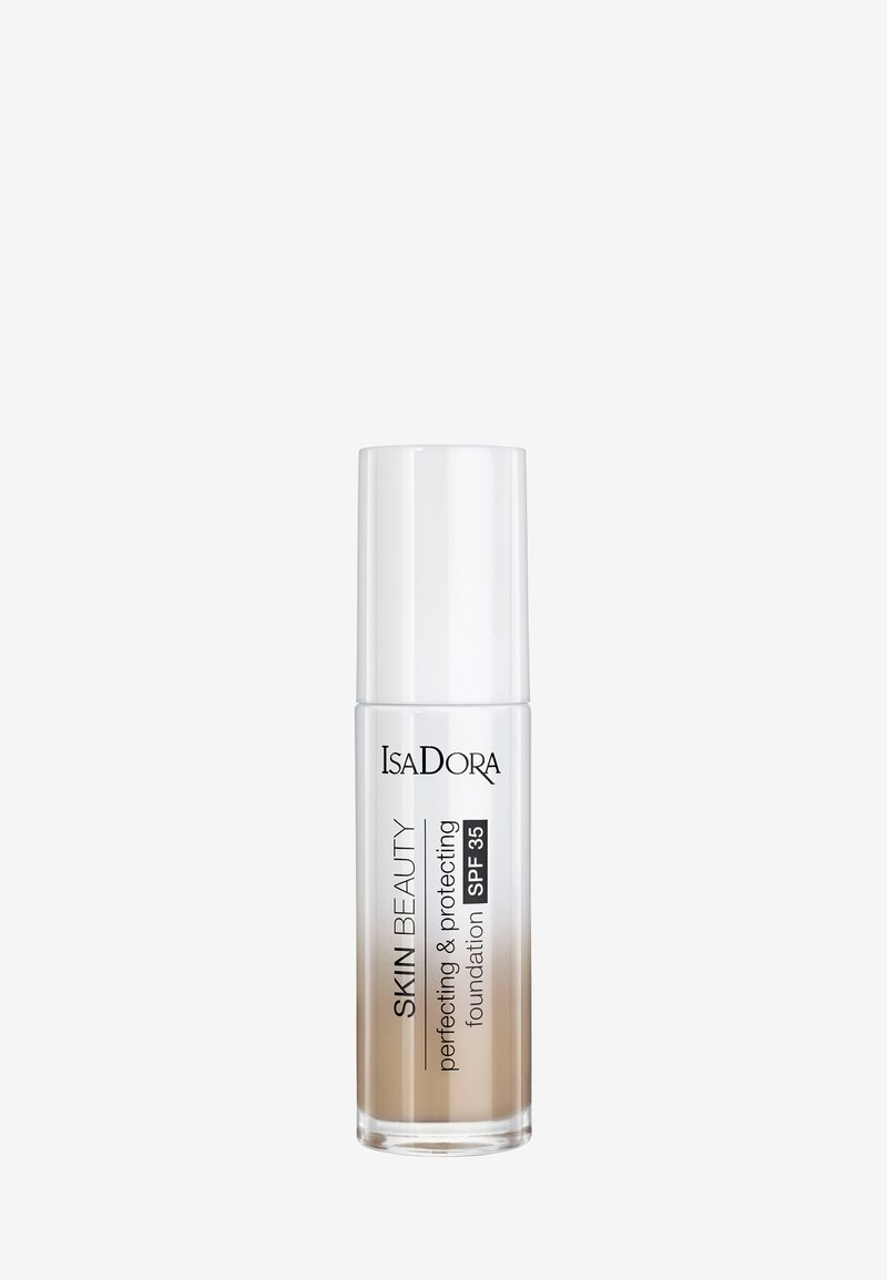 IsaDora - SKIN BEAUTY PERFECTING & PROTECTING FOUNDATION SPF 35 - Foundation - golden beige
