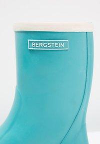Bergstein - RAINBOOT - Botas de agua - aqua - 5