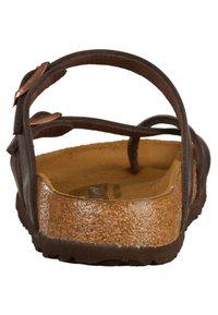 Birkenstock - Sandalias planas - brown - 3