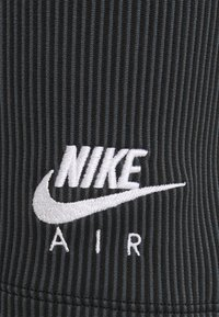 Nike Sportswear - AIR SKIRT - Falda de tubo - black/white - 6