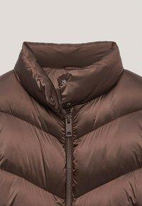 Massimo Dutti - Winter jacket - bordeaux - 4