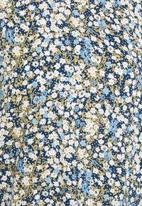 Object - OBJDITSY DALILA SMOCK - Blouse - blue mirage - 6