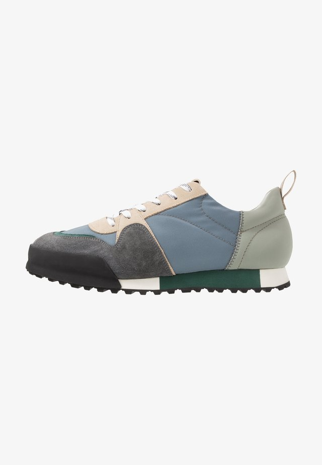 Sneaker low - succulent