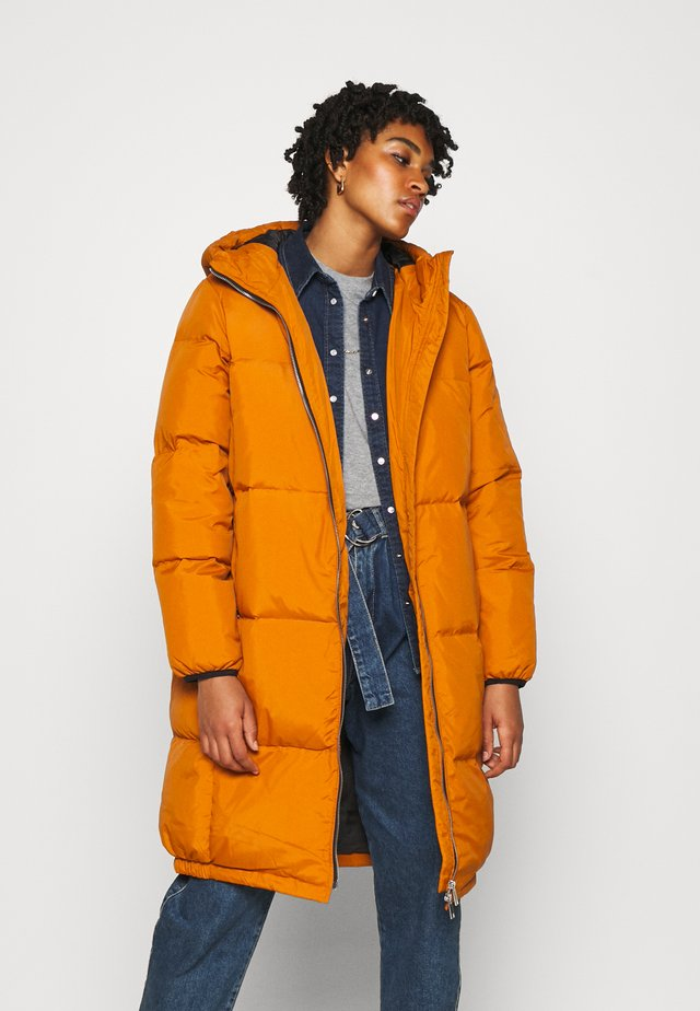 YASMILLYS JACKET - Down coat - pumpkin spice