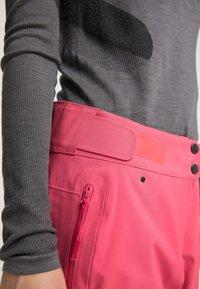 PYUA - Trousers - grapefruit pink - 4