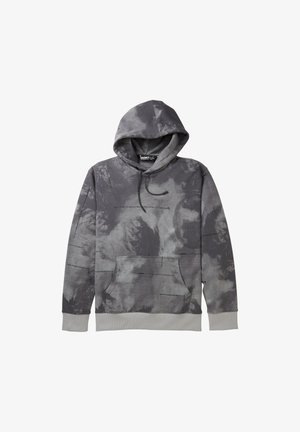 YC REFLECTIVE PRINTED PULL - Hoodie - weather print