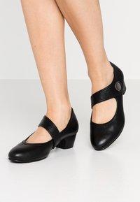 Jana - Classic heels - black - 0