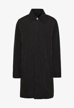 COMPACT NYLON COAT - Zimní kabát - black