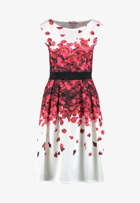 Anna Field - Cocktail dress / Party dress - offwhite/red - 4